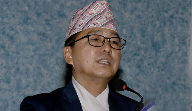 दमन होइन, आफूलाई सुधार सरकार: नेता लिङदेन - Rastriya Samachar